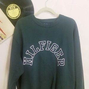 Tommy Hilfiger Sweaters - Tommy Hilfiger Oversized Crew Sweater